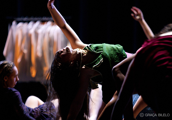 Contemporary Dance photography - CMJ2012